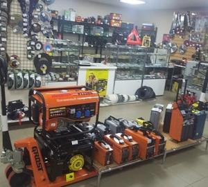 Магазин инструмента, оборудования и расходных материалов в Тамбове